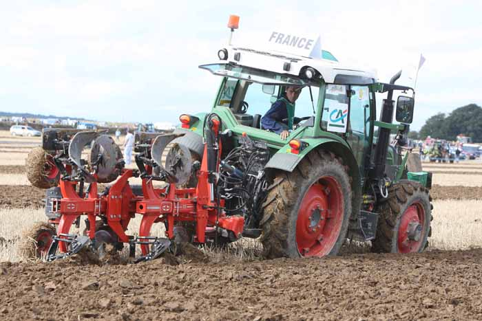 Looking forward to the Ploughing?