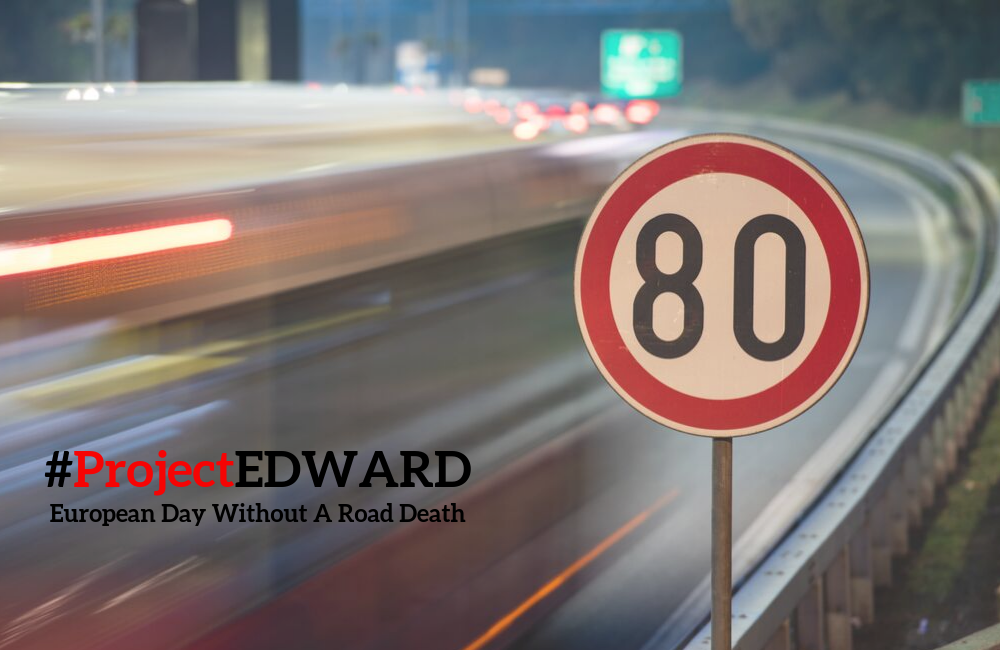 #ProjectEDWARD - European Day Without A Road Death